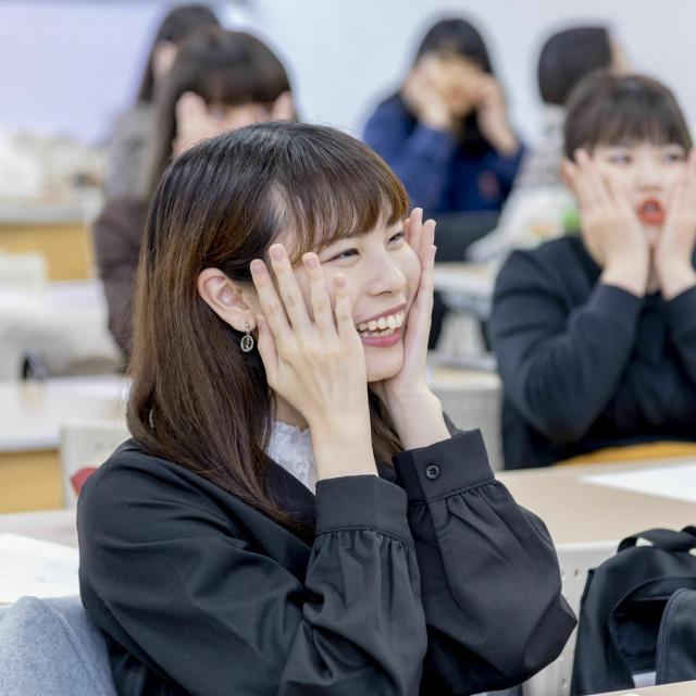日本児童教育専門学校 高1~2年向け|子どもに関わる仕事を知る進路相談講座|来校型2