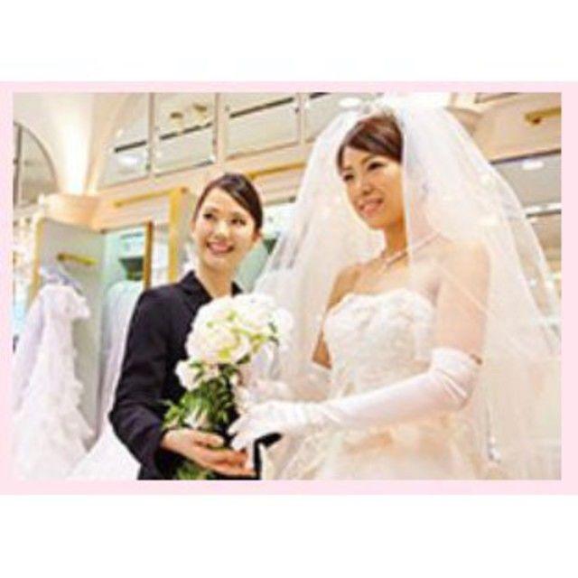 大阪ウェディング&ホテル・観光専門学校 ☆花嫁に変身!ドレス試着体験☆1