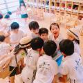 名古屋文化学園保育専門学校 1日こども園の先生体験 (津こども園)