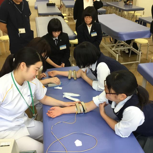 小倉リハビリテーション学院 ランチ付き体験授業1