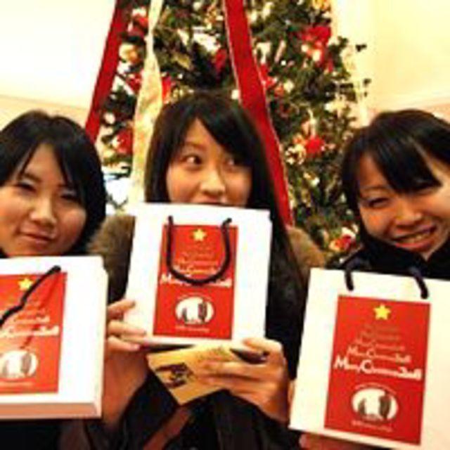 星美学園短期大学 保育の星美☆クリスマス・オープンキャンパス☆4