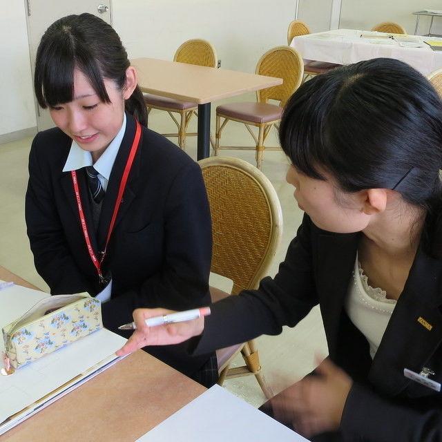 仙台YMCA国際ホテル製菓専門学校 出張個別学校説明会 in 福島1