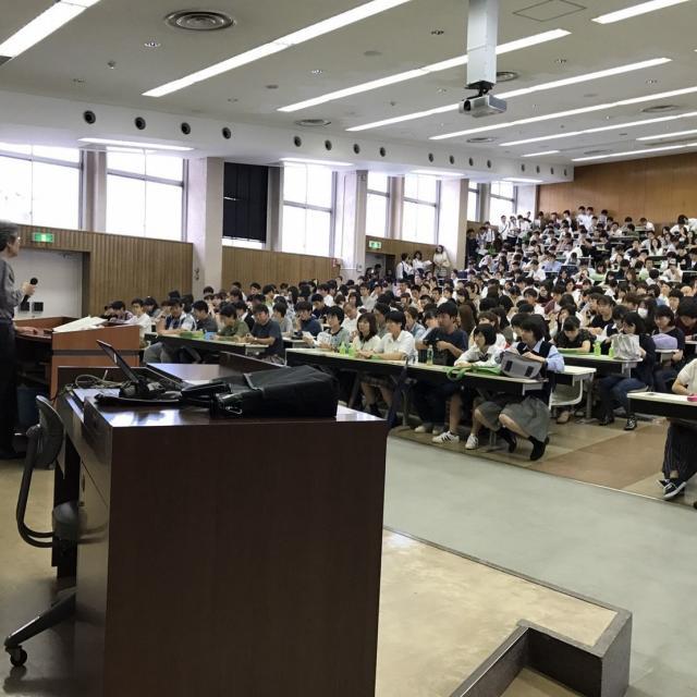 関東学院大学 AO選抜・推薦型選抜のためのオープンキャンパス1