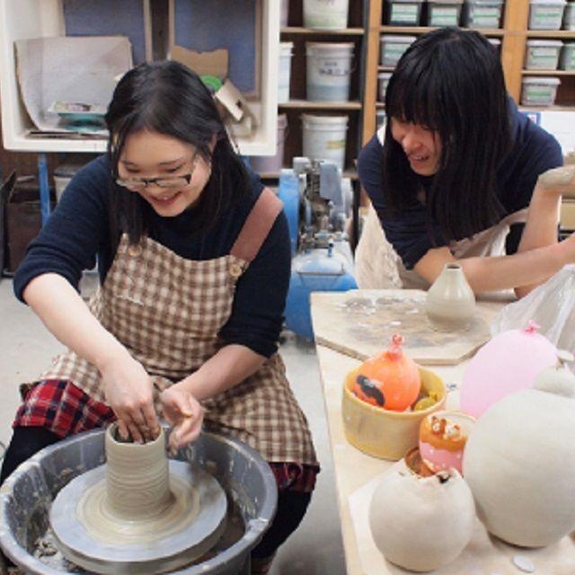 北海道芸術デザイン専門学校 bisenの体験入学【クラフトデザイン専攻】2