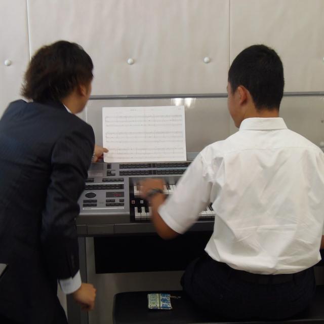 広島文化学園大学 音楽学科★オープンキャンパス 体験レッスン2