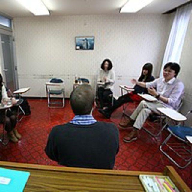 布池外語専門学校 英語でチャレンジ1