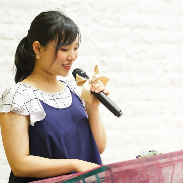 大阪ウェディング&ホテル・観光専門学校 結婚式場スタッフなりきりフェスタ2
