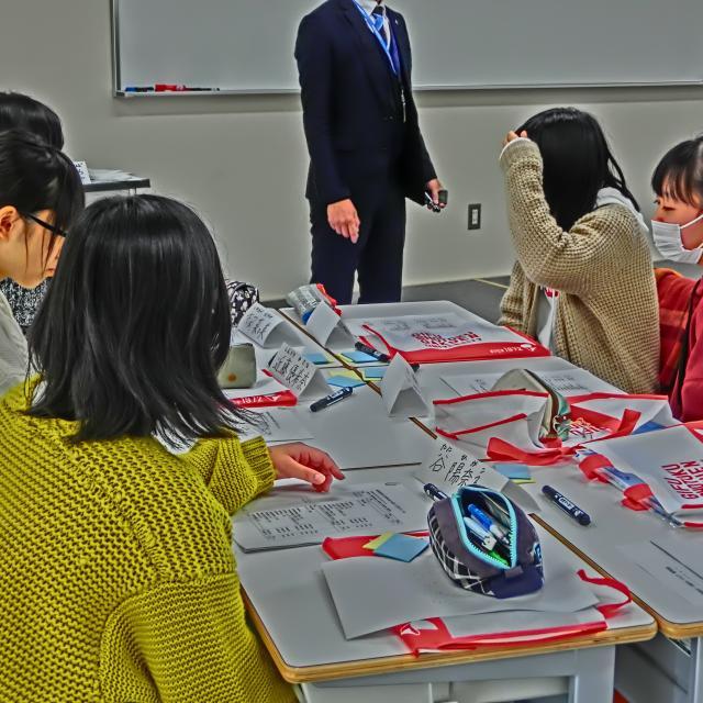 岐阜聖徳学園大学 2019 WEEKDAY CAMPUS VISIT-HASHIMA1