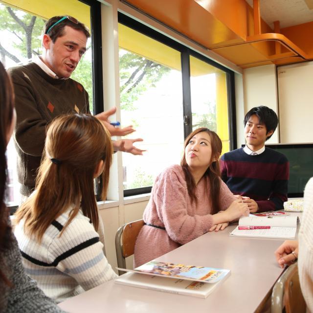 グレッグ外語専門学校 ★GREGG自由が丘オープンカレッジ★2018年度2