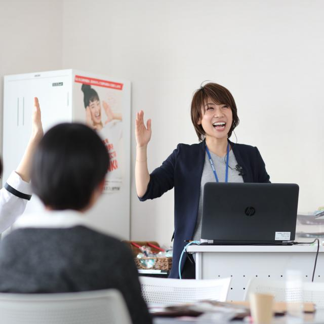 横浜スイーツ&カフェ専門学校 特待生セミナー1