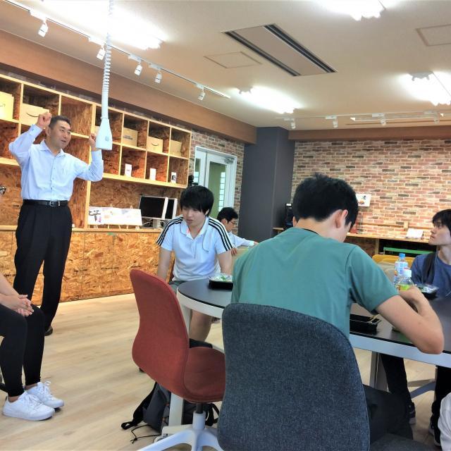 大阪電子専門学校 AO入試エントリー直前個別相談会3