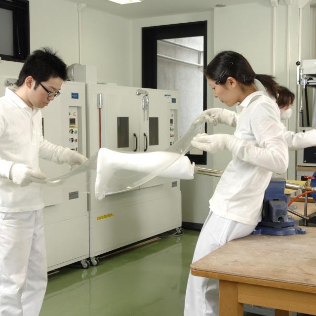西武学園医学技術専門学校 東京新宿校 オープンキャンパス(義肢装具学科)3