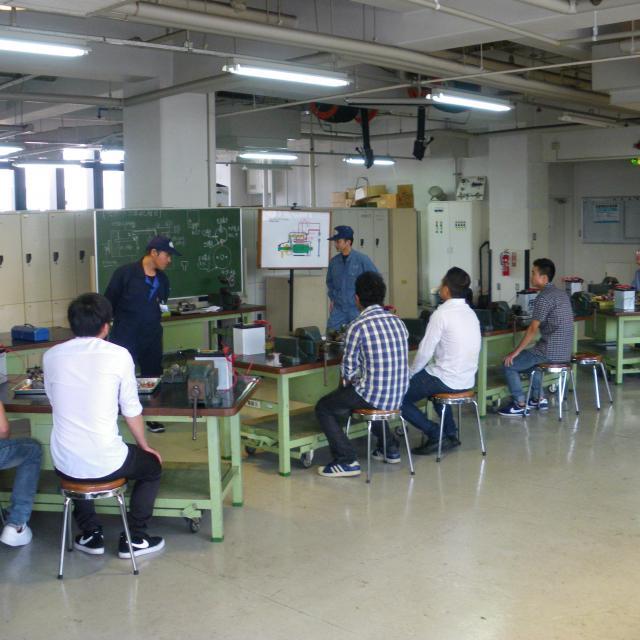 専門学校 第一自動車大学校 整備士への道はココからOpenCampus2017開催4