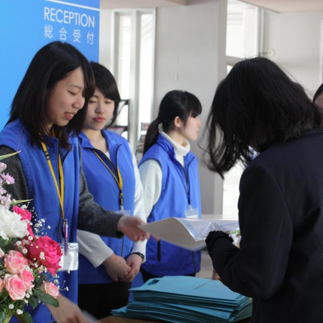 びわこ学院大学 春のオープンキャンパス20193