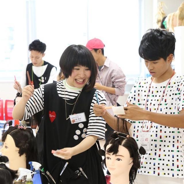 京都理容美容専修学校 6月☆スペシャルオープンキャンパス3