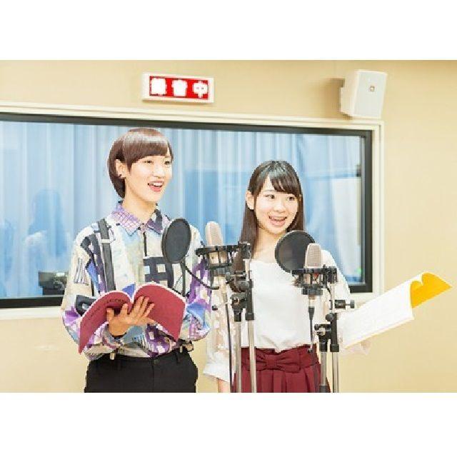 大阪アミューズメントメディア専門学校 11月オープンキャンパス★ 声優学科3