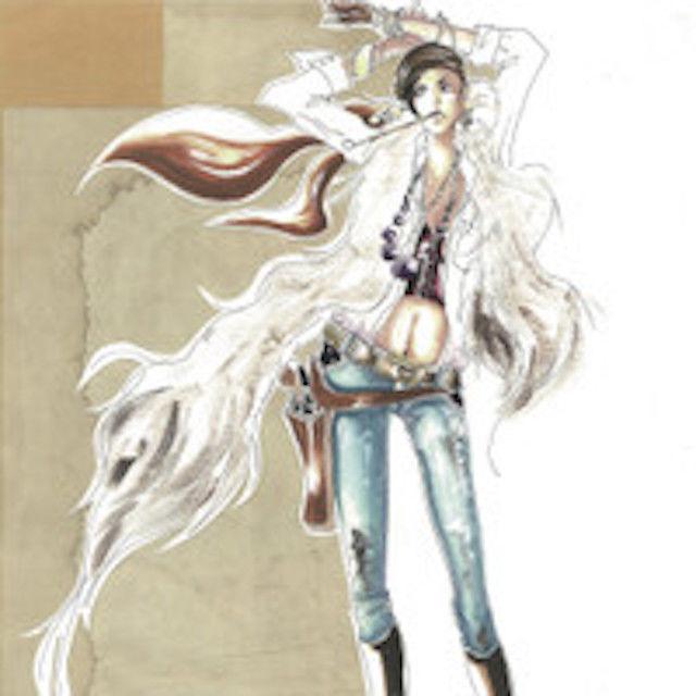 マロニエファッションデザイン専門学校 ファッションイラスト体験1
