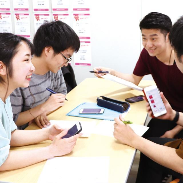 専門学校 九州スクール・オブ・ビジネス 7月の体験入学(総合ビジネス)2