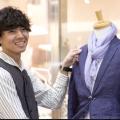 ≪洋服に関わる仕事がしたい≫ファッションのスペシャリストに!