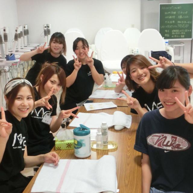 SENDAI中央理容美容専門学校 【体験入学会】1