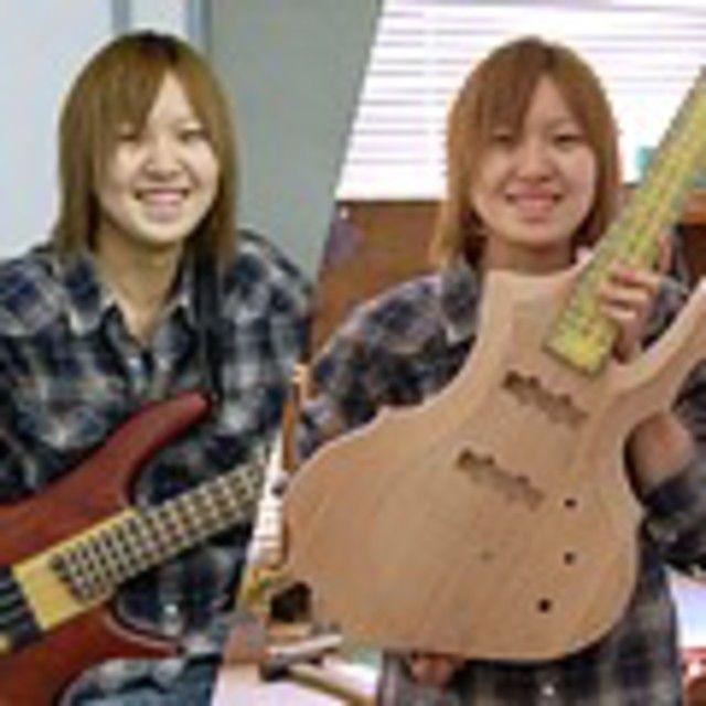 ESPエンタテインメント東京 実際にギターを作ろう!作って持って帰れる!【ギター製作】1