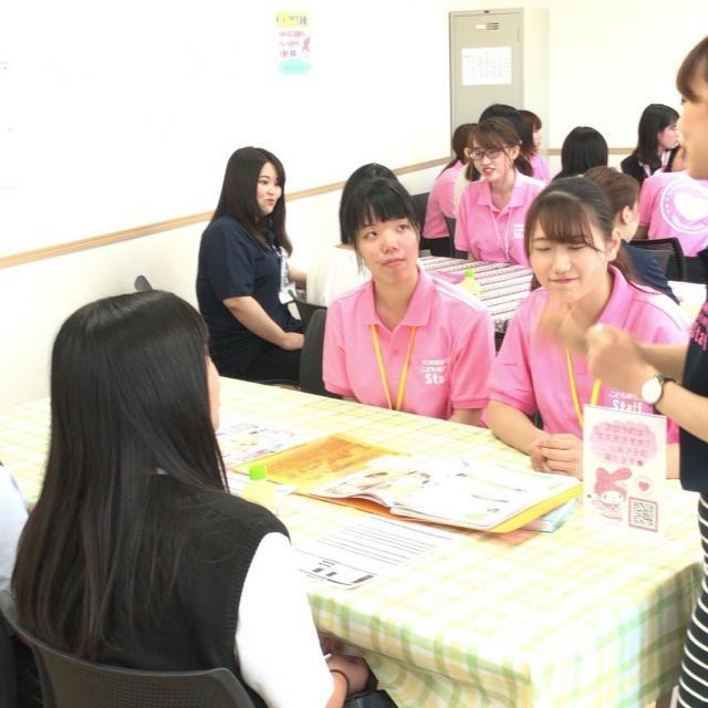 広島医療秘書こども専門学校 ≪全学科対象≫保育・医療のプロから教えてもらえる授業講座SP2