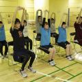 YMCA健康福祉専門学校 学校説明会!身体の動きを知ろう~ボディメカニクス~