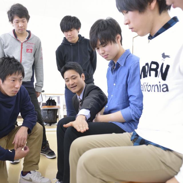 出雲医療看護専門学校 【7/29】卒業生イベント3