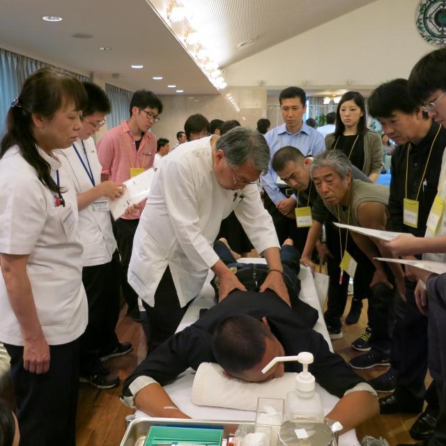 東洋鍼灸専門学校 6.17(日)13時【第2回体験入学】プロフェッショナルに学ぼう!!2