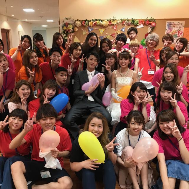 理容美容専門学校西日本ヘアメイクカレッジ オープンキャンパス委員スペシャル1