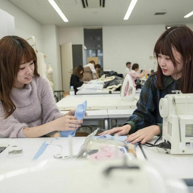 渋谷ファッション&アート専門学校 ★オンライン相談会☆専門学校で学ぶファッション2