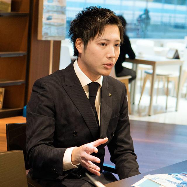 大阪ビジネスカレッジ専門学校 営業の仕事って何?1