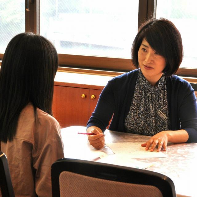 華学園栄養専門学校 夜間オープンキャンパス1