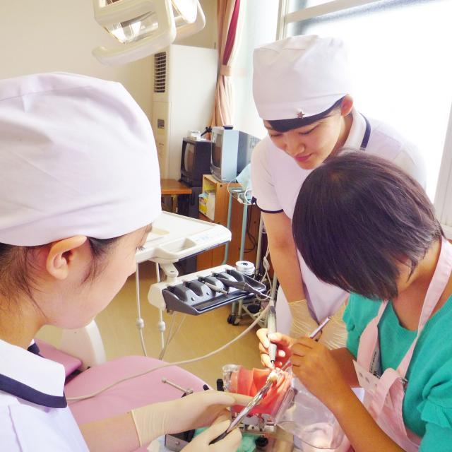 旭川歯科学院専門学校 【初参加大歓迎!】学校祭と同時開催のオープンキャンパス3