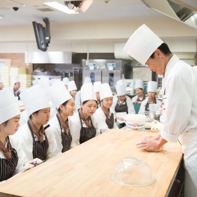 香川調理製菓専門学校 体験入学セミナー(製菓コース)3