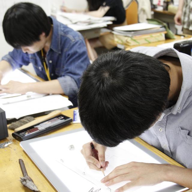 東京アニメーションカレッジ専門学校 オープンキャンパス2