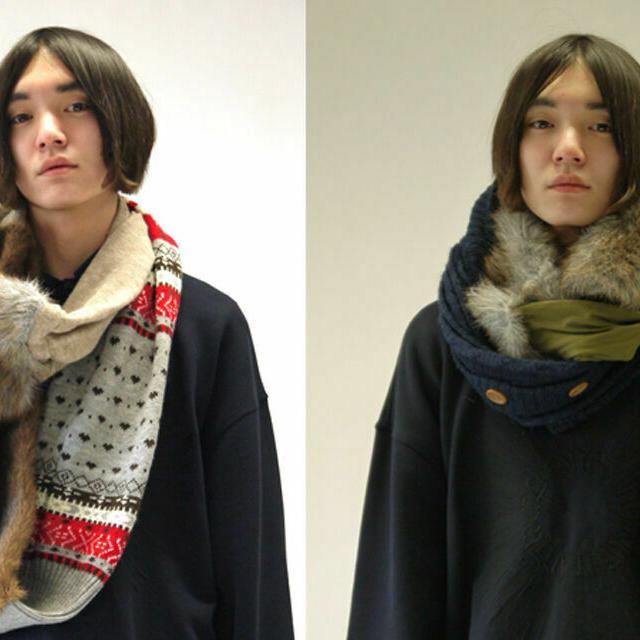 専門学校 武蔵野ファッションカレッジ 【初心者でも大歓迎】いろいろな生地からつくるスヌード製作1