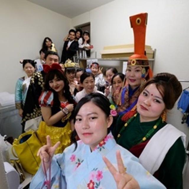 専門学校 東京ビジネス外語カレッジ 【学園祭オープンキャンパス】~多国籍を楽しむTBL学園祭~1