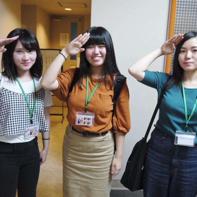 国際マルチビジネス専門学校 2月☆オープンキャンパス1