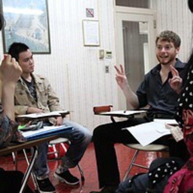 布池外語専門学校 布池の英語の授業を知りたい!1