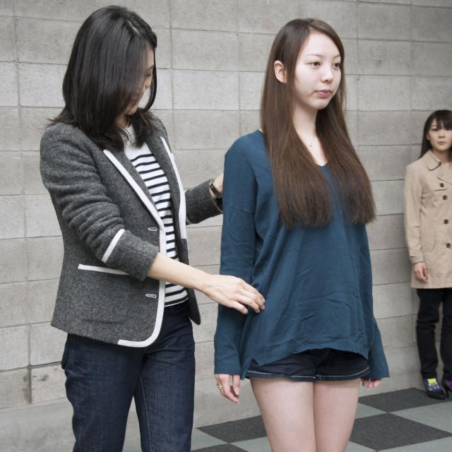目白ファッション&アートカレッジ 美を作る!メイク・ヘア・ネイル・モデル体験コース1
