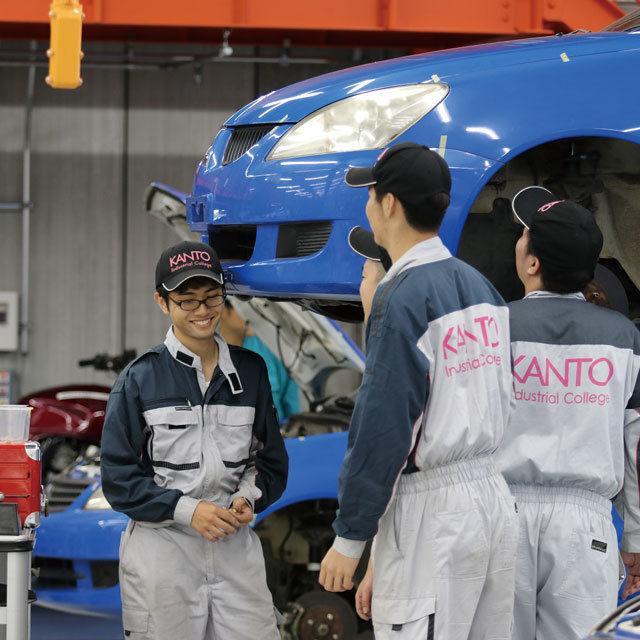 関東工業自動車大学校 ミニオープンキャンパス開催!在校生に話を聞いてみよう!1