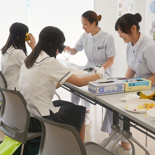 桐生大学 【新2・3年生におすすめ】春のオープンキャンパス1