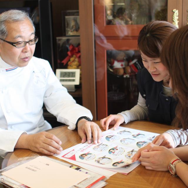 名古屋製菓専門学校 7月 オープンキャンパス『体験入学』3
