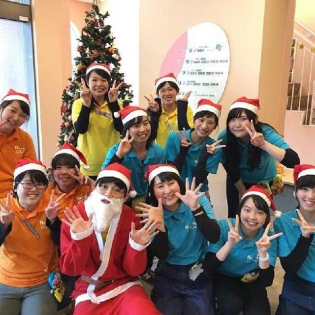 大阪こども専門学校 ★サンタクロースに会えるかも!?クリスマスイベント!★2