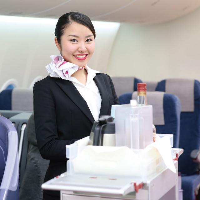 名古屋観光専門学校 航空ビジネス学科☆オープンキャンパス2