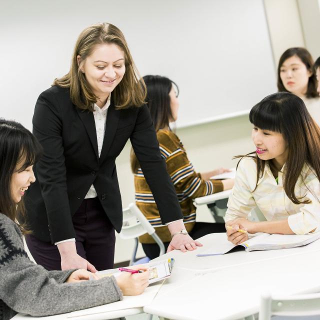 早稲田外語専門学校 学校説明会2