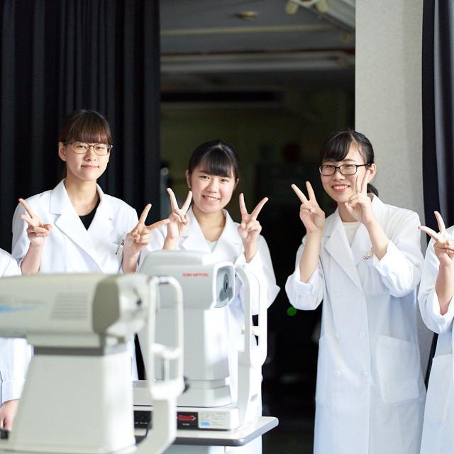 浦和専門学校 春の視能科体験セミナー2