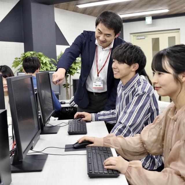 東京情報クリエイター工学院専門学校 スペシャルオープンキャンパス☆情報処理系☆2