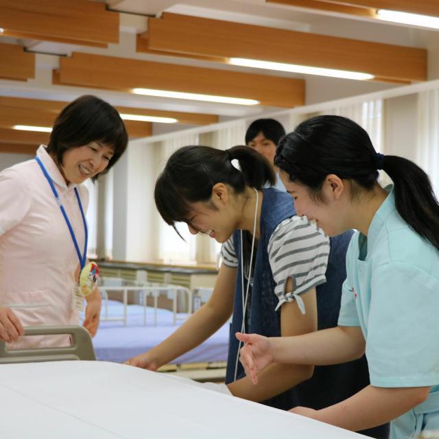 町田福祉保育専門学校 【介護福祉学科】オープンキャンパス20202